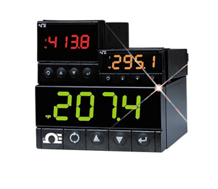 Temperature/Process Meters and Controllers | I-Series