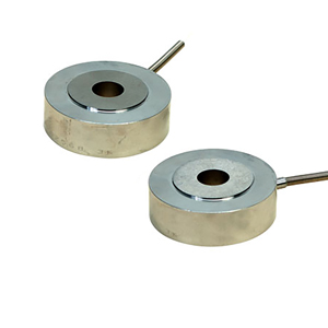 Miniature Low Profile Through-Hole Load Cells, 1.00