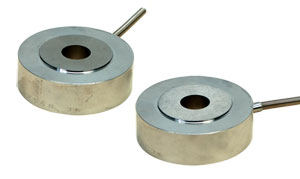 Low Profile Through-Hole Load Cells, 1.5 Inch O.D. | LC8150