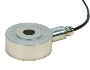 Compact Through-Hole Load Cells, 2.50 Inch O.D. | LC8250