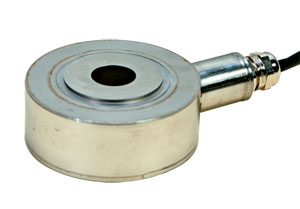 Compact Through-Hole Load Cells, 3.00 inch O.D. | LC8300