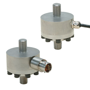 High Accuracy Miniature Universal Load Cells, Metric, ±100 to ±50,000 Newtons | LCM203 Series and LCM213 Series