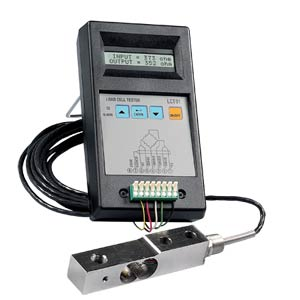 Digital Load Cell Tester, Fast, Reliable Testing of Load Cells | LCT-01