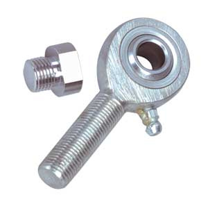 Load Buttons and Rod Ends for Metric Load Cells | MLBC, MREC