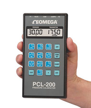 Portable Test and Calibrations Kits, Ideal for Field Testing Applications | PCL-200