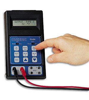 Handheld Precision Calibrators Process Voltage or Current | PCL423 Superseded Product
