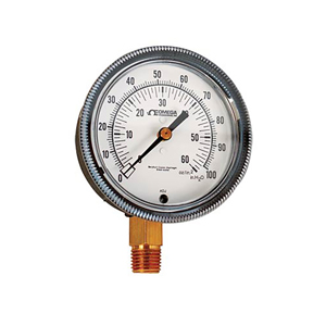 dial manometer, low pressure gauge, air pressure gage | PGL-25 Series
