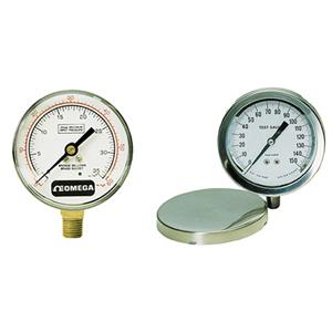 低圧用持ち運び型テスト用ゲージ | PGT-PGLシリーズ  | オメガエンジニアリング | PGT-PGLシリーズ
