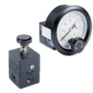Precision Pressure Regulators | PRG101 and PRG501