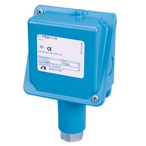 General Purpose Pressure Switches, In NEMA-4X Enclosures | PSW-100