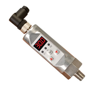 Electronic Pressure Switch LED Display and Solid State Sensor Reliability | PSW2000 Series