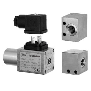 Compact Pressure Switches | PSW8