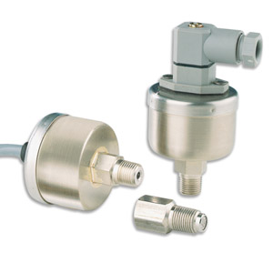 Amplified Voltage Output Transducer for Absolute and Sealed Pressure Waterproof Case, Harsh Environments | PX176