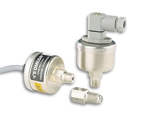 Compact Pressure Transmitter for Absolute and Sealed Pressures | PX177