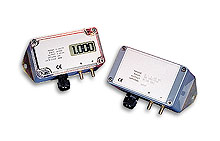 Very Low Differential Pressure for Air or Non-Conducting Gas, 4-20 mA Output  | PX2670I