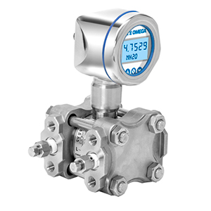 차동 압력 트랜스미터 (디지털 디스프레이) | OMEGA | PX3005-DIFF