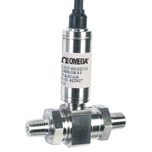 PX409 시리즈 습/건 차압 압력 트랜스듀서 Wet/Dry Differential Pressure | PX409 습/건 차압 측정 모델 (psi)
