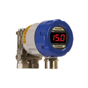 Pressure Transmitter, Rangeable Wet/Wet Differential, adjustable range | PX5200 Rangeable dp Transmitter