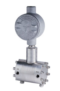 Industrial Wet/Wet Differential Pressure Transmitter, Measures Differentials on High Line Pressures | PX80-I-HEAD