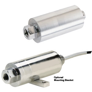 Electronic Barometer, 0-5 Vdc or 4-20 mA Output, mbar & mmHg Ranges, G 1/4 or G 1/8 Connections | PXM02-Barometer --- Metric Series