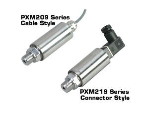 단종 - 압력변환기 Pressure Transmitter | PXM209/PXM219 시리즈
