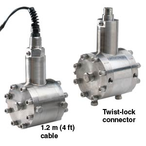 Low Range Wet/Wet Differential Pressure Transmitters with 4-20 mA Output | PXM82-I Series, Metric