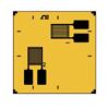 高精度ひずみゲージT型積層ロゼット-2素子90°軸方向...