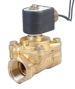2-Way Anti-Waterhammer Solenoid Valves | SV290 Series