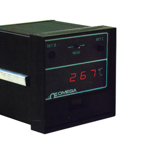 1/4 DIN Temperature Controllers | 4000A Series