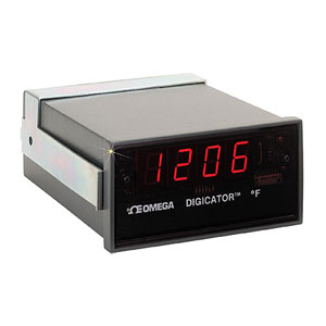 Large Display Temperature Meters | 400B Series