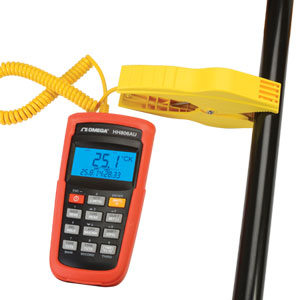 Pipe Clamp Thermocouple Probe | 8800PC-K