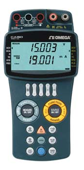 Multi-Functional Handheld Calibrator | CA150