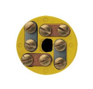 원형 터미널 블록 | CH62, CH63, CH64