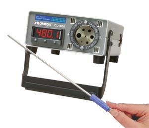 Hot Point Dry Block Calibrator, Portable | CL1000 Series
