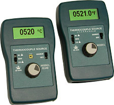 Thermocouple Simulators   CL540 and CL540Z Series
