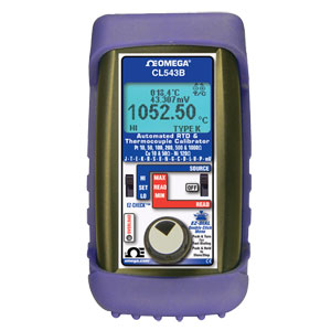 Calibrator for Thermocouples and RTDs | CL543B