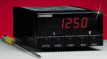 1/8 DIN Temperature Controller | CN1001
