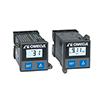 1/16 DIN On-Off LCD Temperature Controllers with Dual Outputs