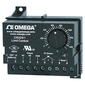 High Limit Temperature Controller | CN3261 Series