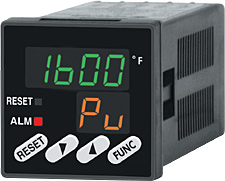 1⁄16DIN上限/下限控制器 | CN3271系列