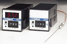 Easy to Use Temperature Controllers | CN350, CN360, & CN370 Series