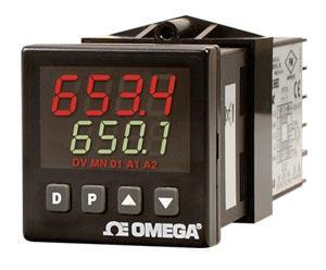 1/16 DIN Autotune Temperature Controllers | CN63100 Series