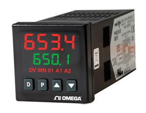 1/16 DIN Process Controllers | CN63300 Series