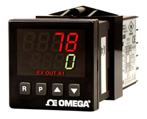 1/16 DIN High/Low Limit Controller | CN63500 Series