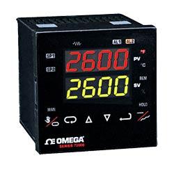 온도/공정 컨트롤러 - 퍼지 로직 적용 | CN72000 시리즈