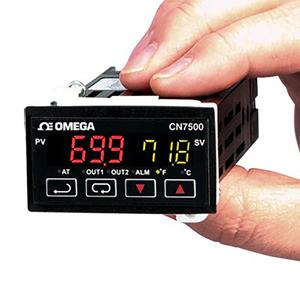 1/32 DIN Ramp/Soak Controllers | CN7500 Series