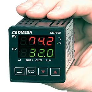 램프/소크 히터 컨트롤러 | CN7800 시리즈