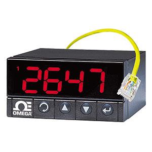 Reguladores PID de tensión, proceso y temperatura de ⅛ DIN | Serie CNi8