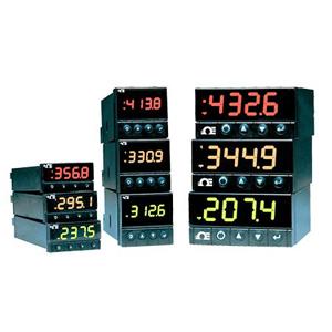온도, 공정 및 스트레인 PID 컨트롤러 | CNi 시리즈