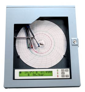 Circular Chart Recorder | CT6100 Series